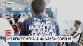 VIDEO: Influencer Kehalalan Vaksin Covid-19