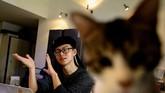 Kontes Voguing LGBTQ digelar di Kota Beijing, China dengan acara yang sangat meriah dan megah.