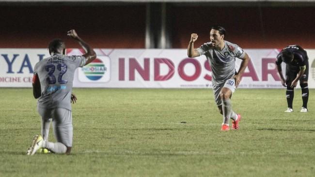 Top Skor Piala Menpora: Striker Persib dan Persija Bersaing