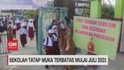 VIDEO: Sekolah Tatap Muka Terbatas Mulai Juli 2021