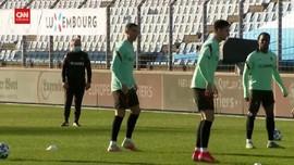 VIDEO: Sempat Buang Ban Kapten, Ronaldo Tetap Kapten Portugal