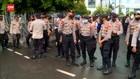 VIDEO: Dibagi 4 Ring, Sidang Rizieq Shihab Dijaga 1394 Polisi