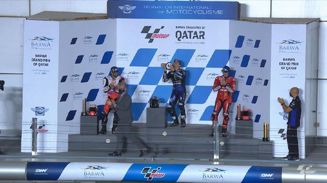 VIDEO: Highlights MotoGP Qatar 2021