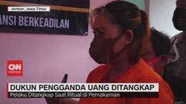VIDEO: Dukun Pengganda Uang Ditangkap