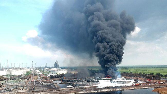Polda Jabar sudah memeriksa 52 orang saksi, mulai dari petugas kilang, manajemen, dan sejumlah pimpinannya terkait kebakaran kilang Balongan.