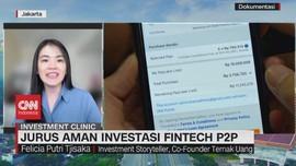 VIDEO: Jurus Aman Investasi Fintech P2P