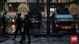 Pengamanan Mabes Diklaim Sesuai SOP Saat Aksi Penyerangan ZA