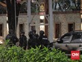 Penyerang Mabes Polri Mahasiswi Drop Out Semester Lima