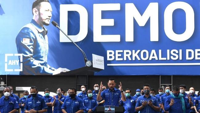 PN Jakpus Kembali Tolak Gugatan Kader Demokrat Kubu Moeldoko