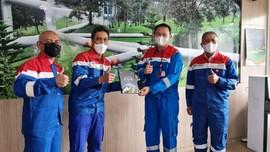 Pertamina Dorong Pengembangan Panas Bumi di PLTP Kamojang