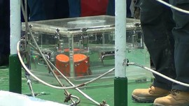 VIDEO: CVR Sriwijaya SJ 182 Ditemukan