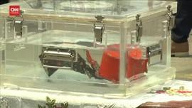 VIDEO: Momen CVR SJ 182 Dibawa ke Daratan Usai Ditemukan