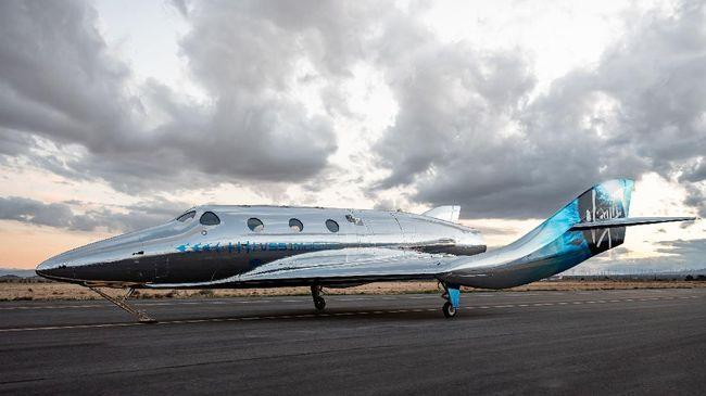 Sebanyak 8 fakta yang harus diketahui terkait penerbangan Richard Branson ke luar angkasa, Minggu (11/7).