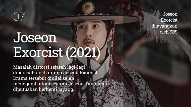 Kontroversi yang tengah dihadapi drama Joseon Exorcist bukan hal baru di industri sinema Korea. Berikut judul-judul drakor yang pernah menuai kontroversi.