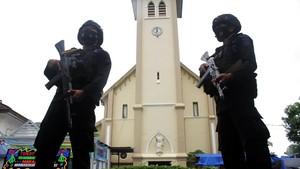 Pegawai BUMN Ditangkap Densus 88 Terkait Bom Makassar
