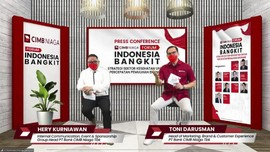 Dukung PEN, CIMB Niaga Gelar Forum Indonesia Bangkit