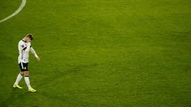 Penyebab Jerman Kalah: Timo Werner Tak Bisa Tendang Bola