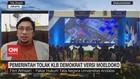 VIDEO: Pemerintah Tolak KLB Demokrat Versi Moeldoko