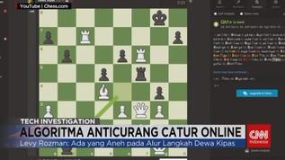 VIDEO: Algoritma Anticurang Catur Online