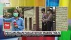 VIDEO: Pengamanan Pascateror Mabes Polri