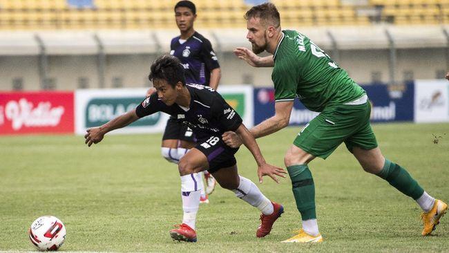 PSS Sleman punya rapor buruk melawan Persib Bandung, tim yang akan mereka hadapi di semifinal Piala Menpora 2021.