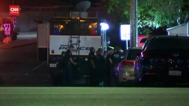 VIDEO: Penembakan Brutal Di California. 4 Orang Tewas