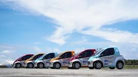 Indonesia Kejar Produksi 600 Ribu Mobil Listrik pada 2030