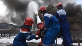 Ombudsman: Warga Demo Bau Sebelum Kebakaran, Pertamina Lalai