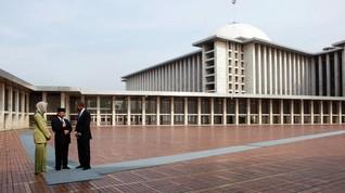5 Tokoh Dunia dan Kisah Kunjungannya ke Masjid Istiqlal