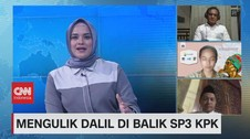 VIDEO: Mengulik Dalil di Balik SP3 KPK