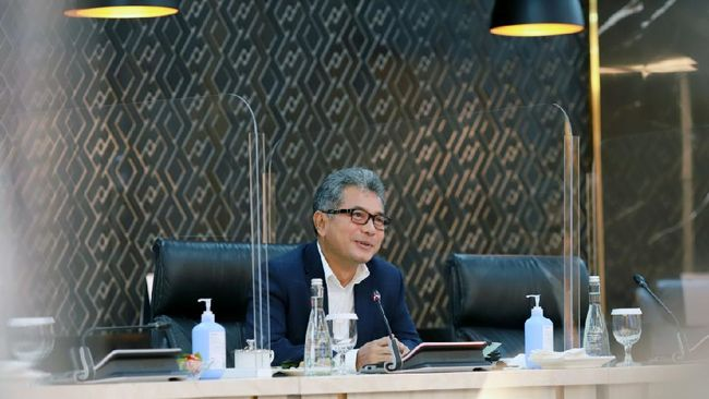 Direktur Utama BRI Sunarso menilai pelaku UMKM menjadi area skala prioritas untuk disentuh lebih dulu untuk mendorong kebangkitan ekonomi akibat pandemi.