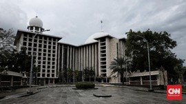 Pesan Tersembunyi dalam Arsitektur Masjid Istiqlal