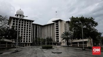 Viral Paduan Suara di Masjid Istiqlal, JYC Minta Maaf ke DKI