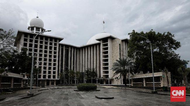 Buntut video viral lantunan Asmaul Husna yang dinyanyikan Jakarta Youth Choir (JYC) di Masjid Istiqlal, Pemprov DKI minta maaf.