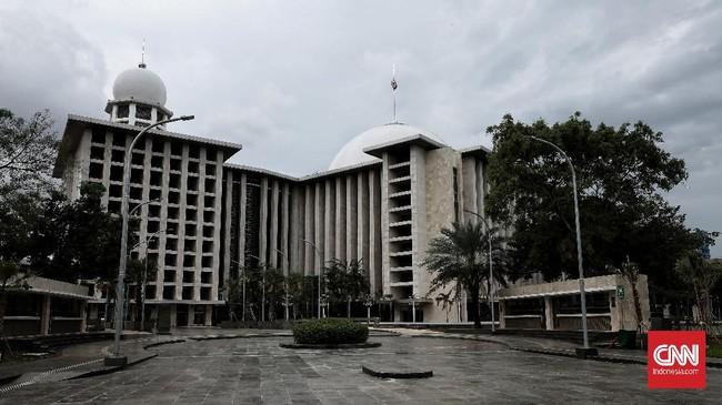Viral Paduan Suara di Masjid Istiqlal, Pemprov DKI Minta Maaf