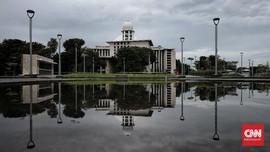 FOTO: Sudut-sudut Bersejarah Masjid Istiqlal