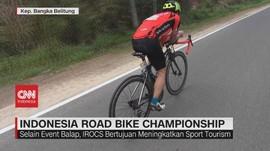 VIDEO: Indonesian Road Bike Championship