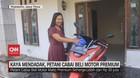 VIDEO: Kaya Mendadak, Petani Cabai Beli Motor Premium