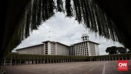 Kemenparekraf Gandeng Istiqlal Buka Destinasi 'Halal Center'