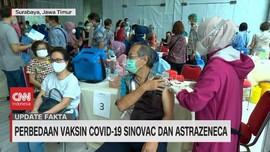 VIDEO: Perbedaan Vaksin Covid-19 Sinovac & Astrazeneca