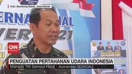 VIDEO: Penguatan Pertahanan Udara Indonesia