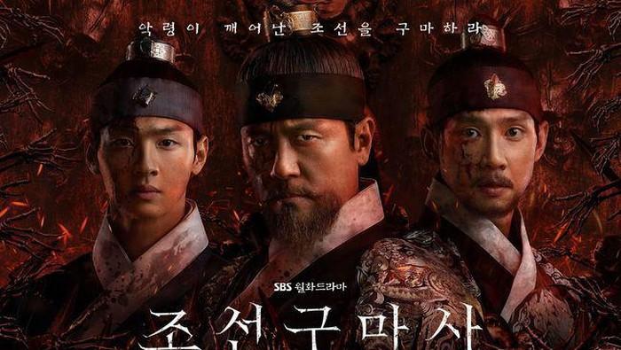 5 K-Drama Sageuk Garapan Sutradara Shin Kyung Soo, Ada Joseon Exorcist!