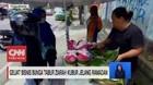 VIDEO: Geliat Bisnis Bunga Tabur Ziarah Kubur Jelang Ramadan