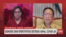 VIDEO: Genose dan Efektivitas Deteksi Awal Covid-19