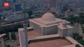 VIDEO: Megahnya Istiqlal, Masjid Perpaduan Islam-Indonesia