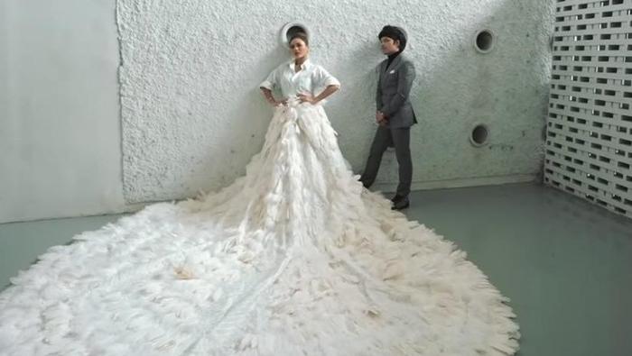 Atta Halilintar dan Aurel Hermansyah Rilis Single