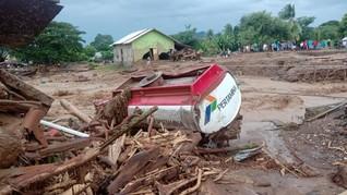 Pertamina Terdampak Cuaca Ekstrem NTT, Distribusi Dialihkan