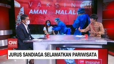 VIDEO: Jurus Sandiaga Uno Selamatkan Pariwisata (1/5)