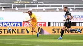 Hasil Liga Inggris: Tottenham Ditahan Imbang Newcastle 2-2