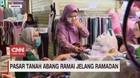 VIDEO: Pasar Tanah Abang Ramai Jelang Ramadan